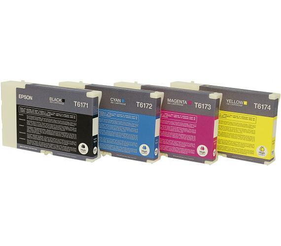 Epson inkoust BI B500DN/B510DN High capacity cyan