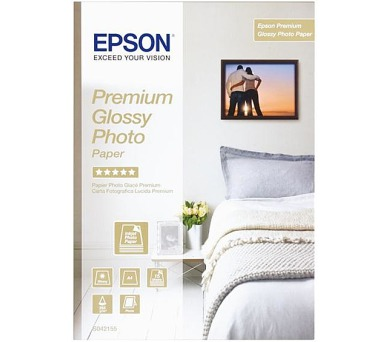 Epson papír Premium Glossy Photo