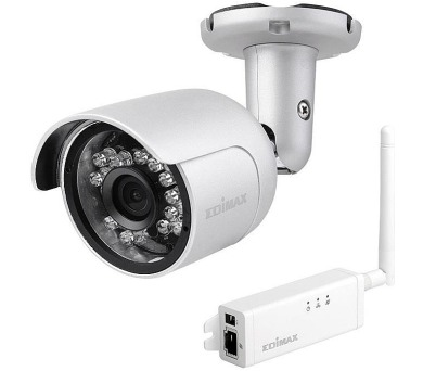 Edimax IC-9110W Outdoor HD 720p Wireless H.264 Day & Night Network Camera