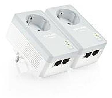 TP-Link Powerline ethernet TP-Link TL-PA4020PKIT Twin Pack (2ks) adaptér (AV500 Mbps)