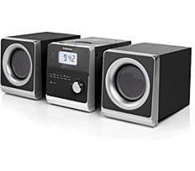 TOPCOM AudioSonic HF-1260 Stereo set + DOPRAVA ZDARMA