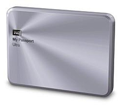 """WD My Passport ULTRA METAL 1TB Ext. 2.5"""" USB3.0"""