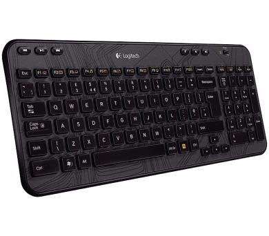 Logitech® Wireless Keyboard K360 - NSEA - UK layout