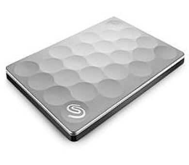 "Seagate Backup Plus Ultra Slim 2,5"" - 2TB/USB 3.0/Titanium"