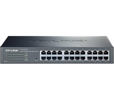 TP-LINK TL-SG1024DE 24 x 10/100/1000 Mbs, + DOPRAVA ZDARMA