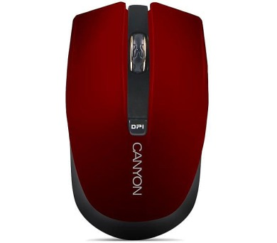 CANYON myš optická bezdrátová CMSW5
