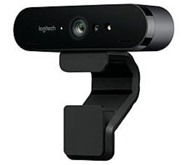 Logitech® HD Webcam BRIO 4k - EMEA + DOPRAVA ZDARMA