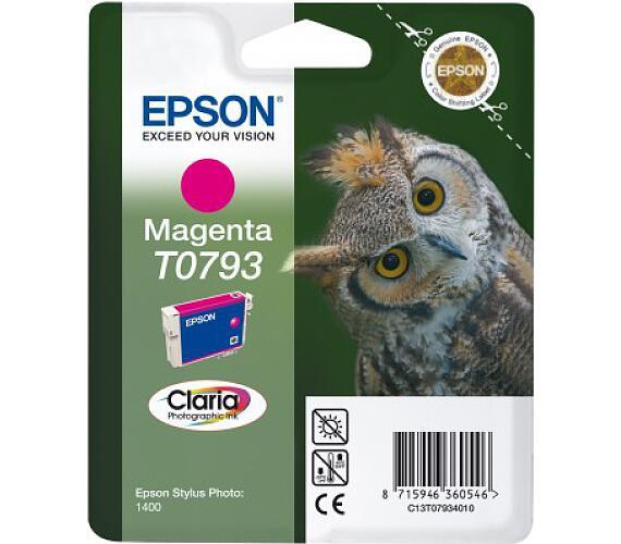 Epson inkoust SP PX660/PX820/1400/1500W magenta