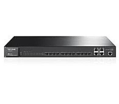 TP-LINK TL-SG5412F 12-Port Gigabit SFP L2 Managed Switch with 4 Combo 1000BASE-T Ports