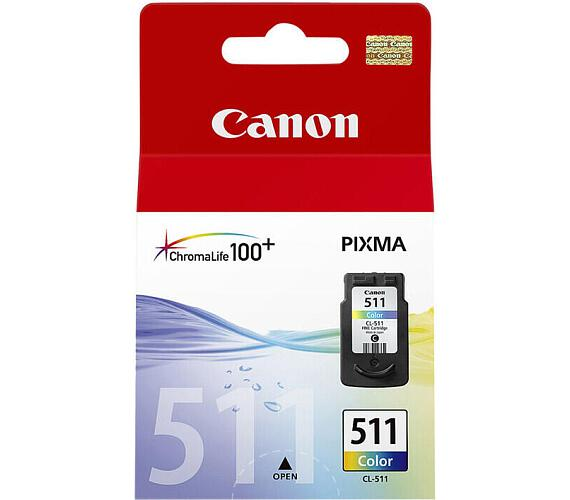 Canon cartridge CL-511 Color (2972B001)