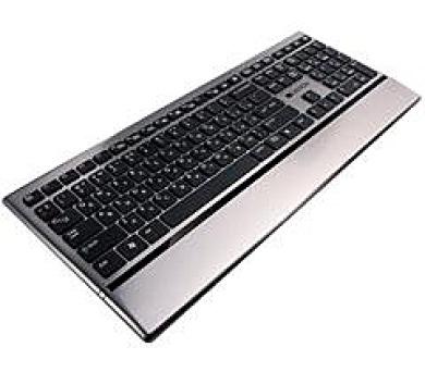 CANYON klávesnice stylová ultra tenká
