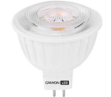 Canyon LED COB žárovka