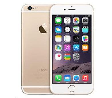 iPhone 6 128GB Zlatý