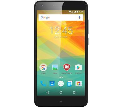 "PRESTIGIO 1GB/8GB 5.0"" IPS (1280x720) Quad Core 1,3GHz cam 13+2 Mpx 5000mAh dual Android 7.0 černý + DOPRAVA ZDARMA"