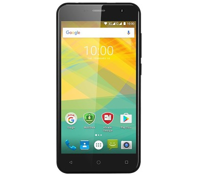 "PRESTIGIO - 1GB/8GB 5.0"" IPS (1280x720) QuadCore 1.3GHz cam 8+2 Mpx 2000mAh dual Android 6.0 černá"