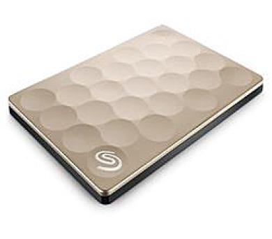 "Seagate Backup Plus Ultra Slim 2,5"" - 2TB/USB 3.0/Gold"