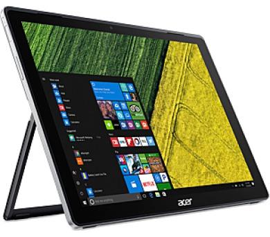 """Acer Switch One 10 (SW512-52P-7865) Core i7-7500U/8GB/512GB SSD/12"""" QHD 2160x1440 IPS Multi-touch LCD/HD Graphics/ W10 Pro + DOPRAVA ZDARMA"""