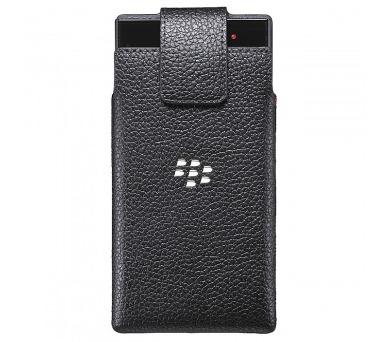 BlackBerry pouzdro ACC-60113-001 otočný klip pro Leap Black