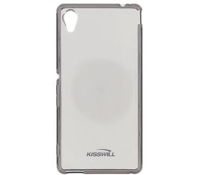 Kisswill TPU Pouzdro Black pro Sony Xperia M4 Aqua