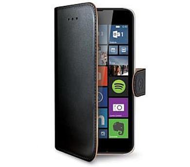 Pouzdro typu kniha Wallet pro Lumia 640