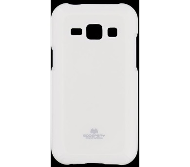 Mercury Jelly Case pro Galaxy J5 White