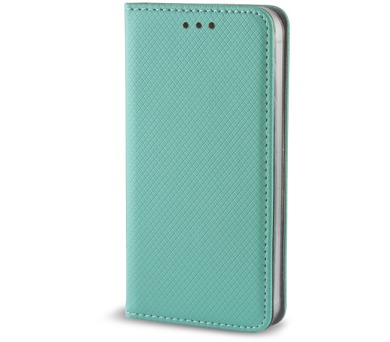 Pouzdro s magnetem Samsung G900 S5 mint