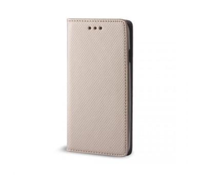 Pouzdro s magnetem pro Samsung G388 Xcover 3 gold
