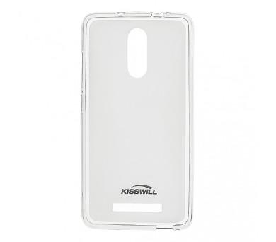 Kisswill TPU Pouzdro Transparent pro Xiaomi Redmi Note 3