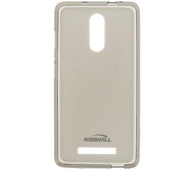 Kisswill TPU Pouzdro Black pro Xiaomi Redmi Note 3