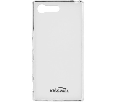 Kisswill TPU Pouzdro Transparent pro Sony F5321 Xperia X Compact