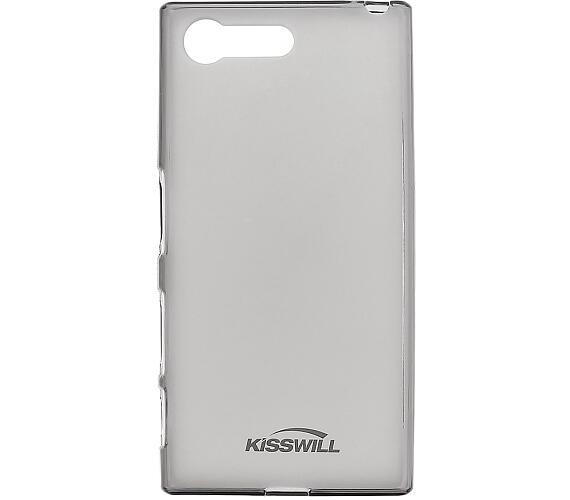 Kisswill TPU Pouzdro Black pro Sony F5321 Xperia X Compact