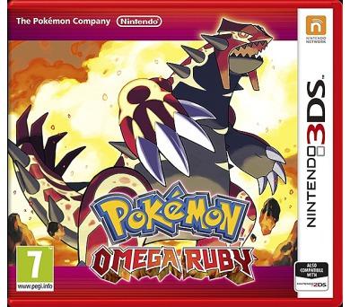 3DS - Pokémon Omega Ruby