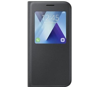 Samsung Flipové pouzdro S View pro A5 2017 Black