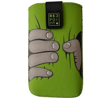Pouzdro RedPoint Velvet Green Hand velikost 5XL