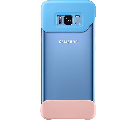 Samsung 2Piece Cover pro S8+ (G955) Blue