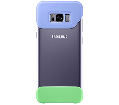 Samsung 2Piece Cover pro S8+ (G955) Violet