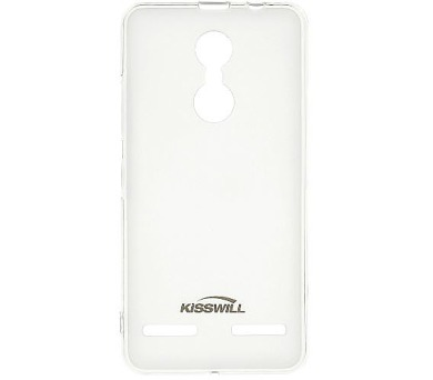 Kisswill TPU Pouzdro Transparent pro Lenovo K6 Note