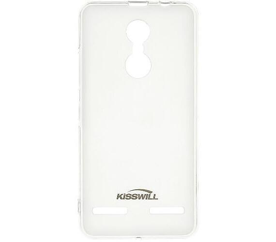 Kisswill TPU Pouzdro Transparent pro Lenovo K6