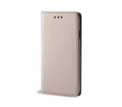 Pouzdro s magnetem Lenovo K6 Note Gold