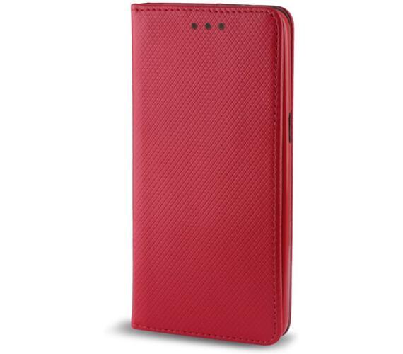 Pouzdro s magnetem Huawei P10 Lite Red