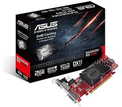 ASUS R5230-SL-2GD3-L 2GB/64-bit