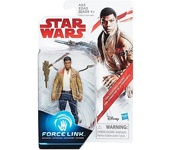 """SW E8 9,5cm """"Force Link"""" figurky s doplňky A asst"""