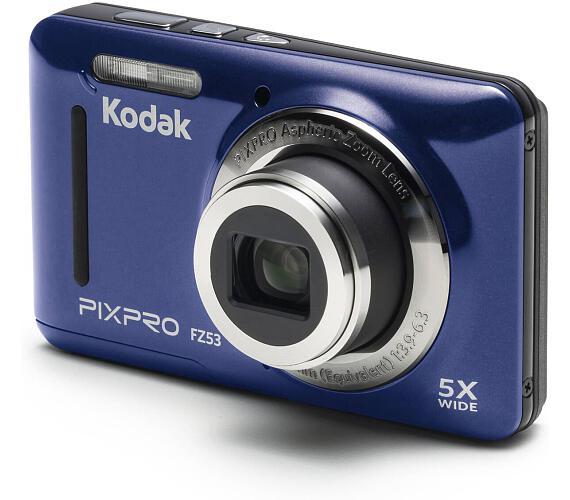 Kodak FriendlyZoom FZ53 Blue