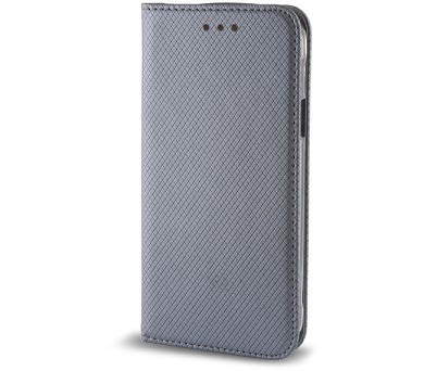 Pouzdro s magnetem Samsung Xcover 4 (G390F) Steel