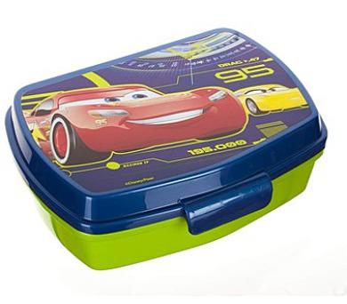 Box svačinový CARS 3