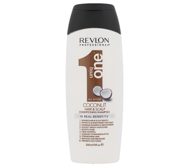 Revlon Uniq One Coconut Conditioning Shampoo