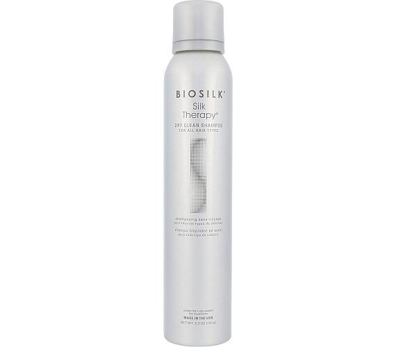 Šampon na normální vlasy Farouk Systems Biosilk Silk Therapy Dry Clean Shampoo