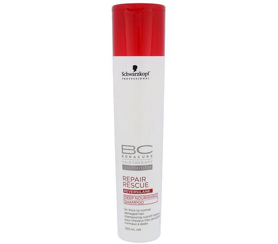 Schwarzkopf BC Bonacure Repair Rescue Reversilane Shampoo