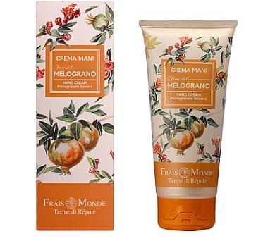 Péče o ruce Frais Monde Pomegranate Flowers Hand Cream