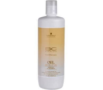 Schwarzkopf BC Bonacure Oil Miracle Marula Oil Shampoo